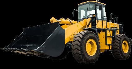 traktor - spychacz