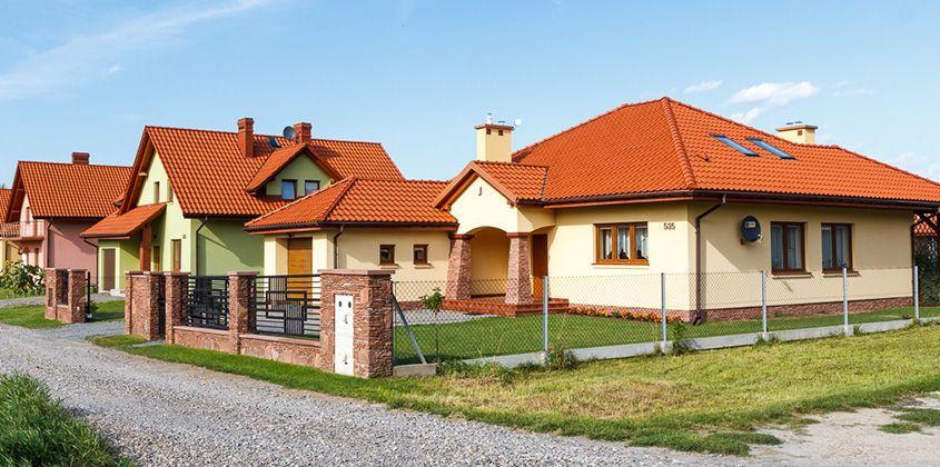 Budowa obiektów mieszkalnych jedno iwielorodzinnych